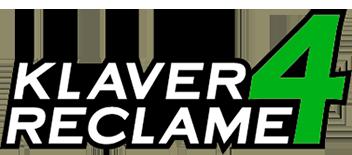 klaver4reclame logo